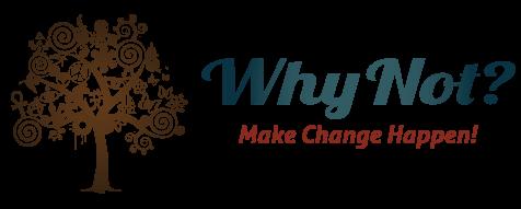 WhyNot? Logo